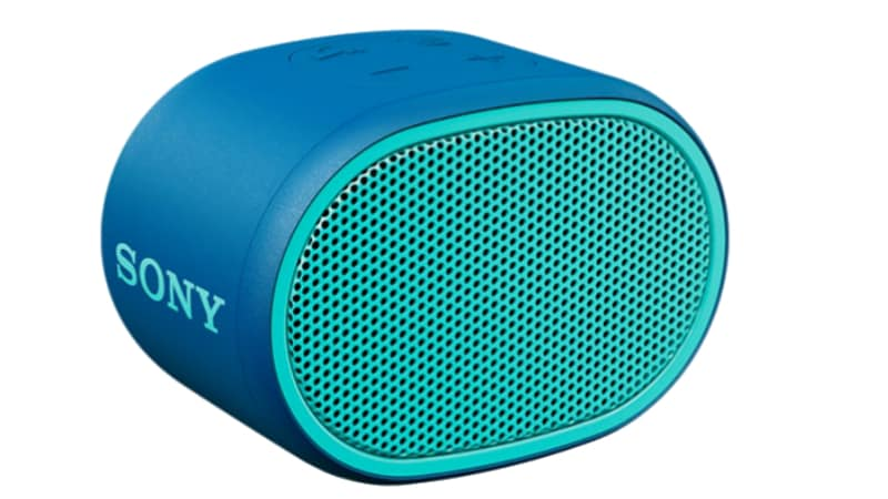 Sony SRS-XB01 Extra Bass Speaker With Built-in Microphone