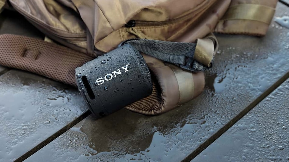Sony SRS-XB13 Extra Bass पोर्टेबल वायरलेस स्पीकर भारत में लॉन्च, जानें कीमत और खूबियां