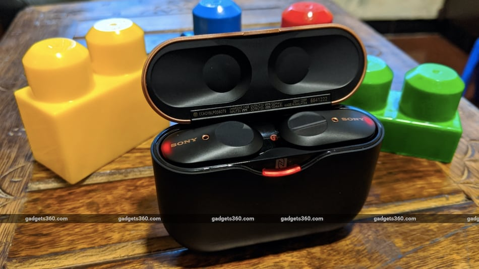 Sony WF-1000XM3 True Wireless Earphones Review