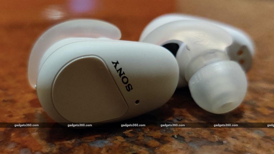 Sony WF-SP800N True Wireless Noise Cancelling Earphones Review