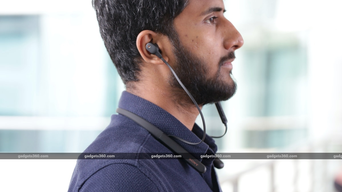 Sony WI-1000XM2 Noise Cancelling Wireless Neckband Earphones Review
