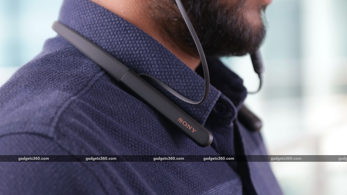 Sony Wi 1000xm2 review neckband Sony