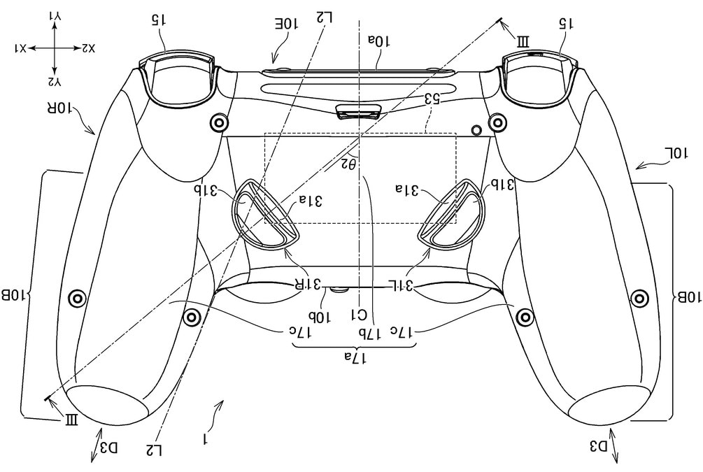Sony Gets Patent for a New PlayStation Controller: Report
