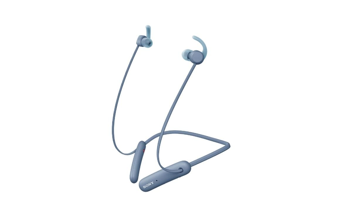 Sony WI-SP510 In-Ear Wireless Headphones With 15-Hour Battery Life Launched in India
