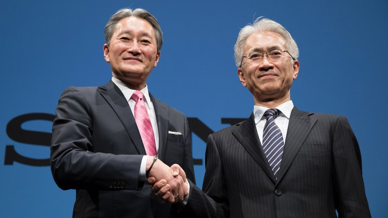 Is the Fun Over at Sony? A Stoic Numbers Guy Takes Over as CEO