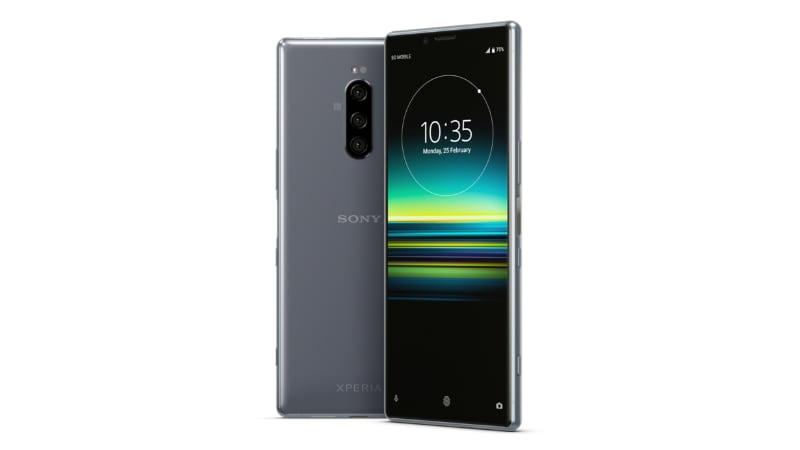 MWC 2019: Sony Xperia 1 स्मार्टफोन लॉन्च, 21:9 सिनेमावाइड डिस्प्ले और तीन रियर कैमरे हैं इसमें