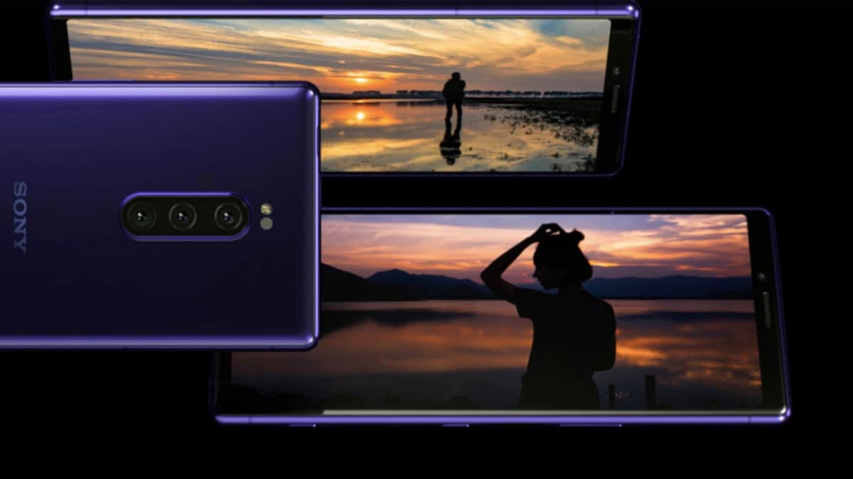 Sony Xperia 2 press renders leaked