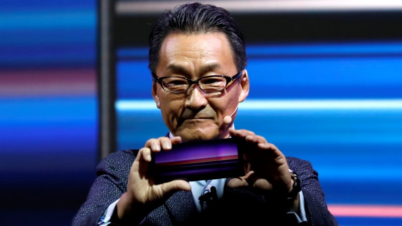 MWC 2019: Sony Puts Hopes on Movie-Style Screens to Revitalise Phone Business