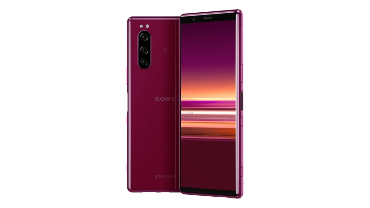 Sony Xperia 2 Leaks in Press Renders, Live Images Ahead of Expected IFA 2019 Launch
