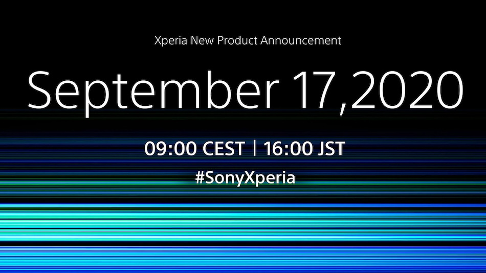 Sony Xperia 5 II May Launch on September 17, as Company Teases Announcement
