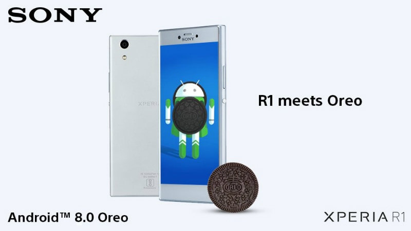 Sony Xperia R1, Xperia R1 Plus Android 8.0 Oreo Update Rolling Out in India