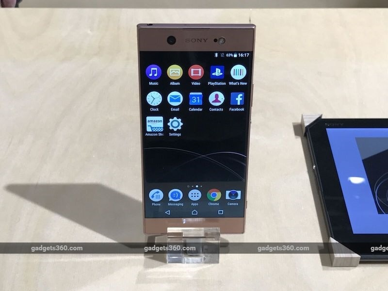 Sony Xperia XA1, Xperia XA Ultra First Look