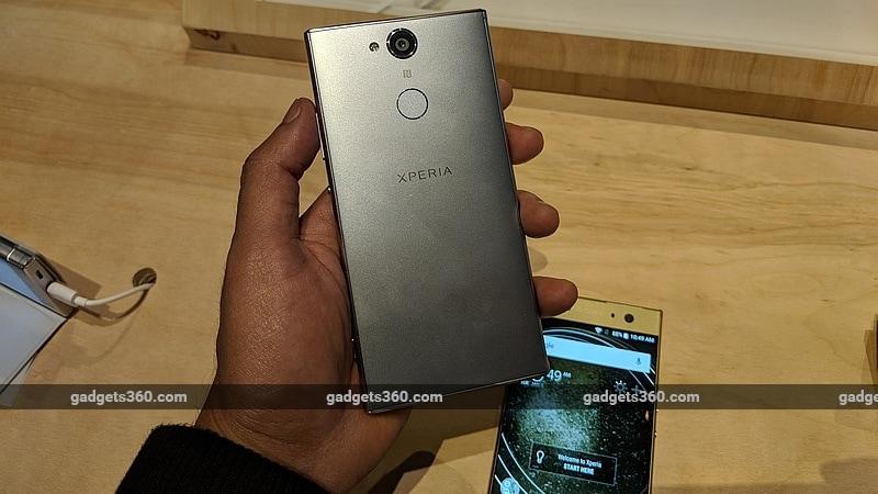 sony xperia xa2 back gadgets 360 Xperia