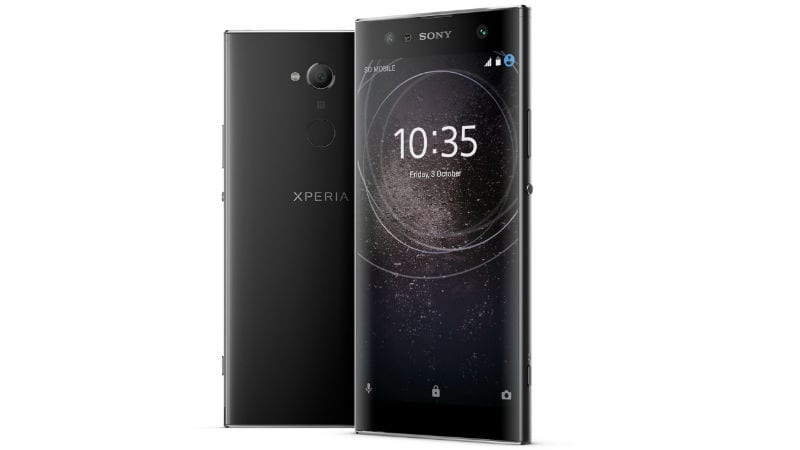 Sony Xperia XA2, Xperia XA2 Ultra With 23-Megapixel Cameras Launched