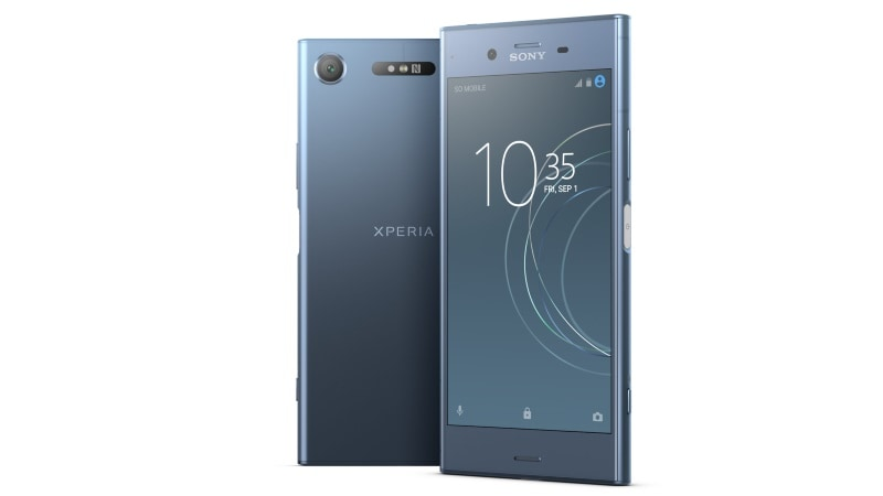 Sony Xperia XZ1 India Launch Set for September 25, Features a 3D Scanning Camera