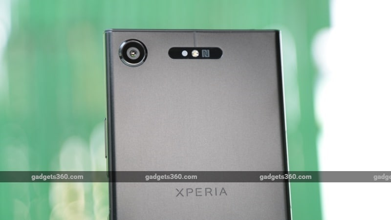 sony xperia xz1 rear Sony Xperia XZ1 Review