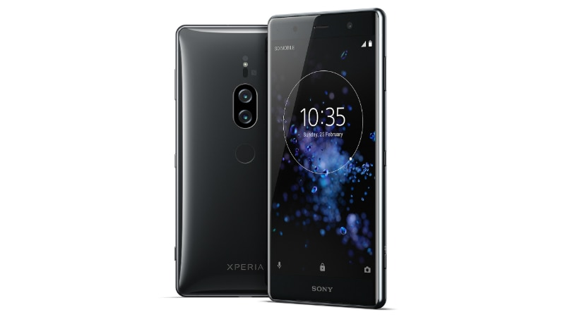 Sony Xperia XZ2 Premium Gets New Camera Modes, August Security Patch