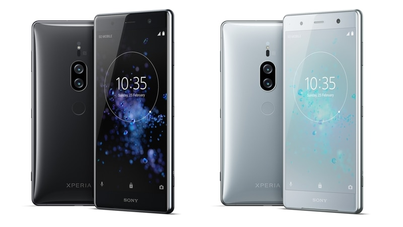 Sony Xperia XZ2 Premium With 4K HDR Display, Dual Rear Camera Setup Launched: Specifications, Features