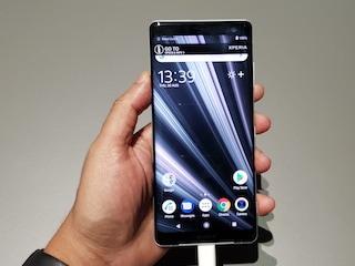 Sony Xperia XZ3 First Impressions