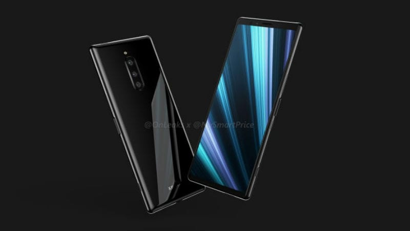 Sony Xperia XZ4 Specifications Sheet Leaks, Tips More Details Ahead of MWC 2019 Launch