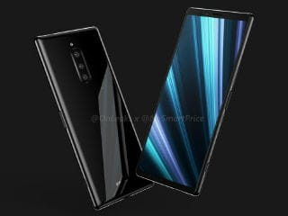 Sony Xperia XZ4 Spotted With Triple Rear Cameras in Render, 360-Degree Video Leak