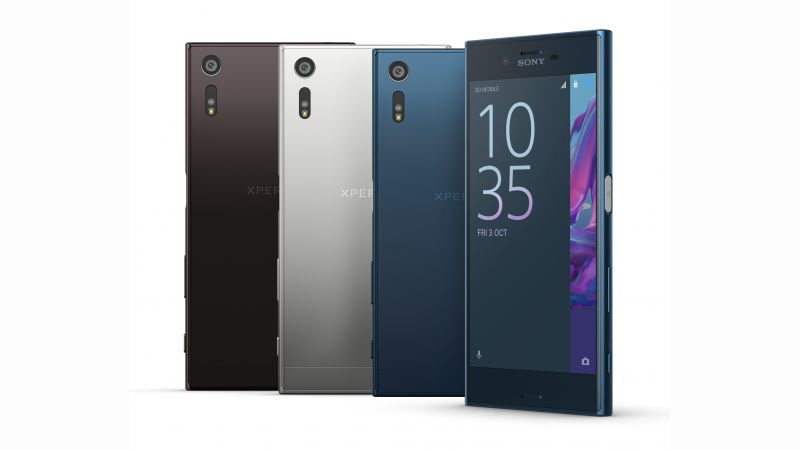 Sony Xperia XZ, Xperia X Compact Launched at IFA 2016