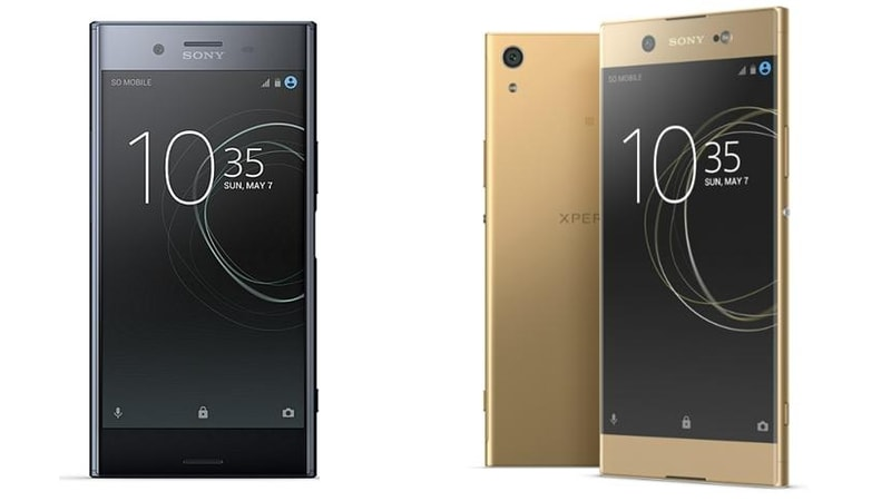 Sony Xperia XZ Premium, Xperia XA1 Ultra, Xperia XA1 Plus Price Cut in India