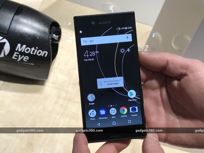 Sony Xperia XZs With 19-Megapixel Rear Camera, 960fps Super