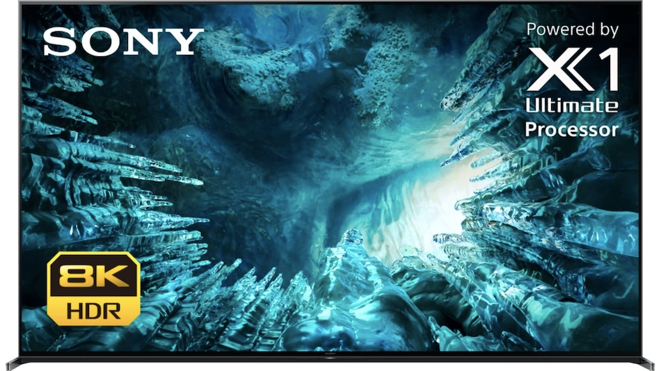 Sony Launches 85-Inch Z8H 8K LED TV in India, Priced at Rs. 13,99,990