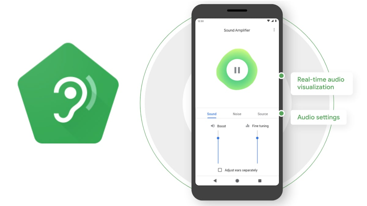 Sound Amplifier by Google Now Works With Android 6.0 Marshmallow and Above