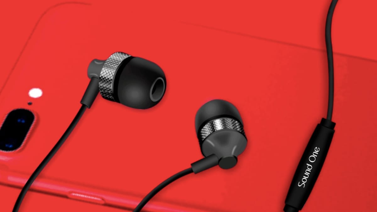 Sound One E20 Affordable Wired Earphones Launched in India, Priced at Rs. 499