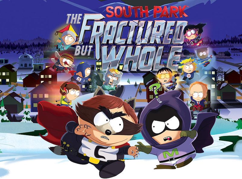 South Park: The Fractured But Whole E3 2017 Trailer Reveals Story Details, Confirms Release Date: Ubisoft at E3 2017