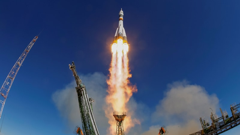 Roscosmos Says Rocket Failure Astronauts Will Go Back Into Space Next Spring