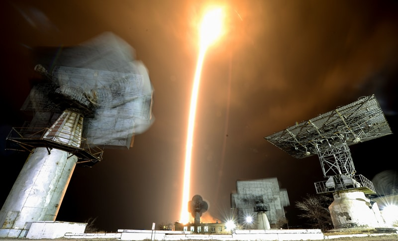 Soyuz Rocket With 3 Astronauts Successfully Reaches ISS