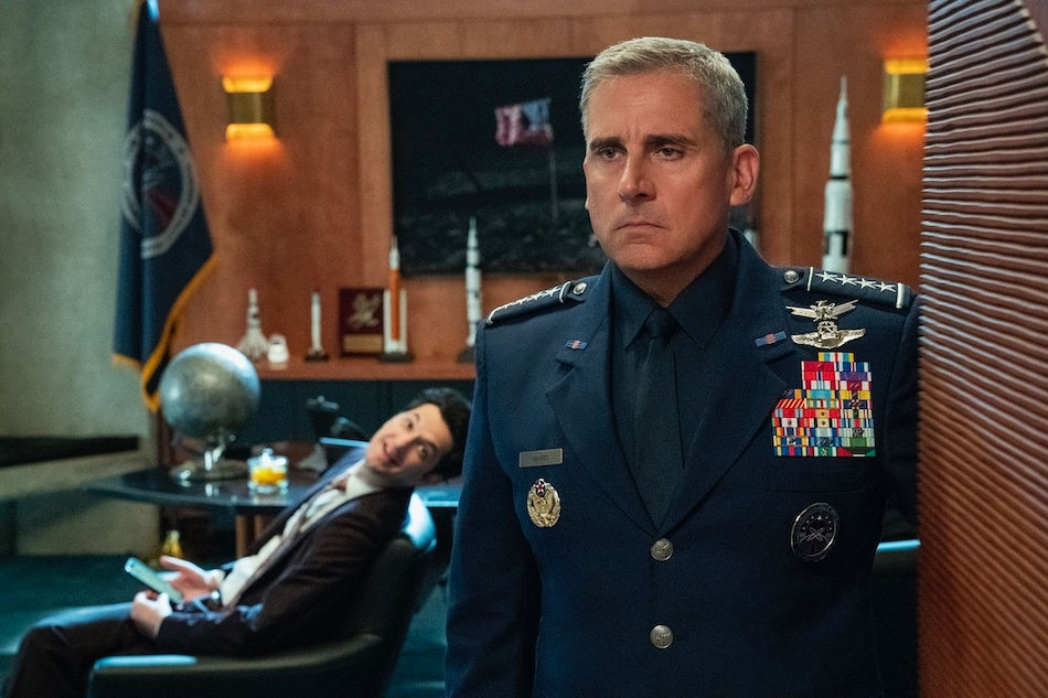 Space Force Trailer: The Office Stars Reunite on Netflix Workplace Comedy