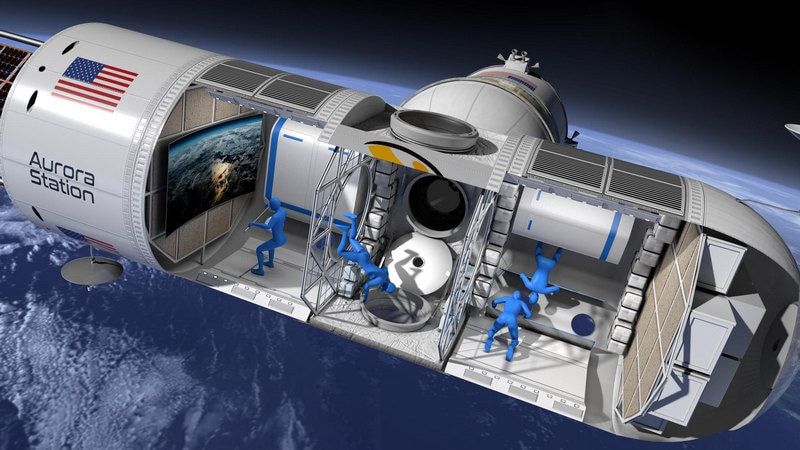 Space Hotel Hopes to Welcome Guests by 2022 - at Almost $800,000 a Night