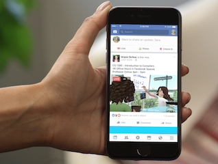 Facebook Spaces Live Streaming Goes Live, Lets You Share VR Video