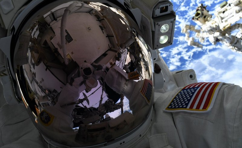 NASA Scraps All-Women Spacewalk for Lack of Well-Fitting Suits