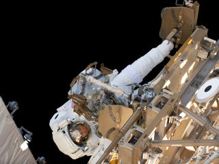 ISS Astronauts Gear Up for 10 Spacewalks in 3 Months