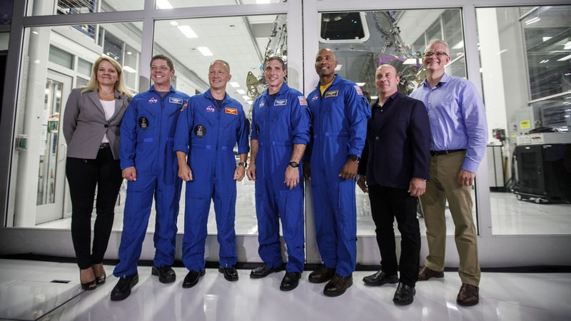 spacex crew bloomberg full crew
