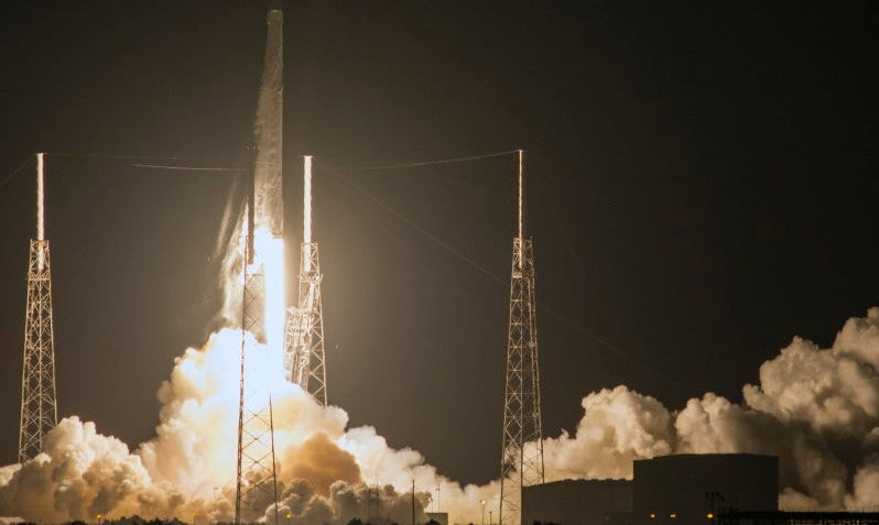 SpaceX Aims for January 8 Return to Flight With Falcon 9 Rocket