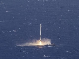 SpaceX Hails 'Revolution' After Successful Used Falcon 9 Rocket Launch, Landing