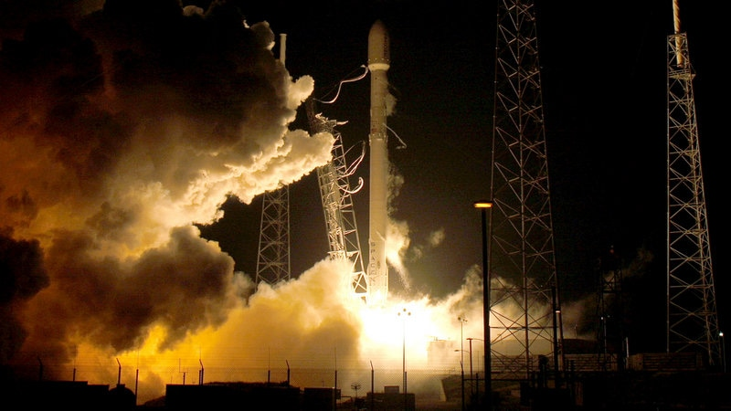 Japan's Ispace Lunar Exploration Firm to Head to Moon on SpaceX Rocket
