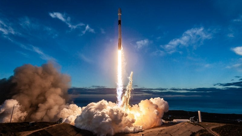 SpaceX Launches Final Batch of Iridium Next Satellites