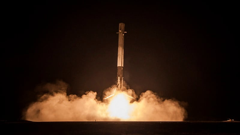 SpaceX Poised to Launch First Used Rocket on Thursday