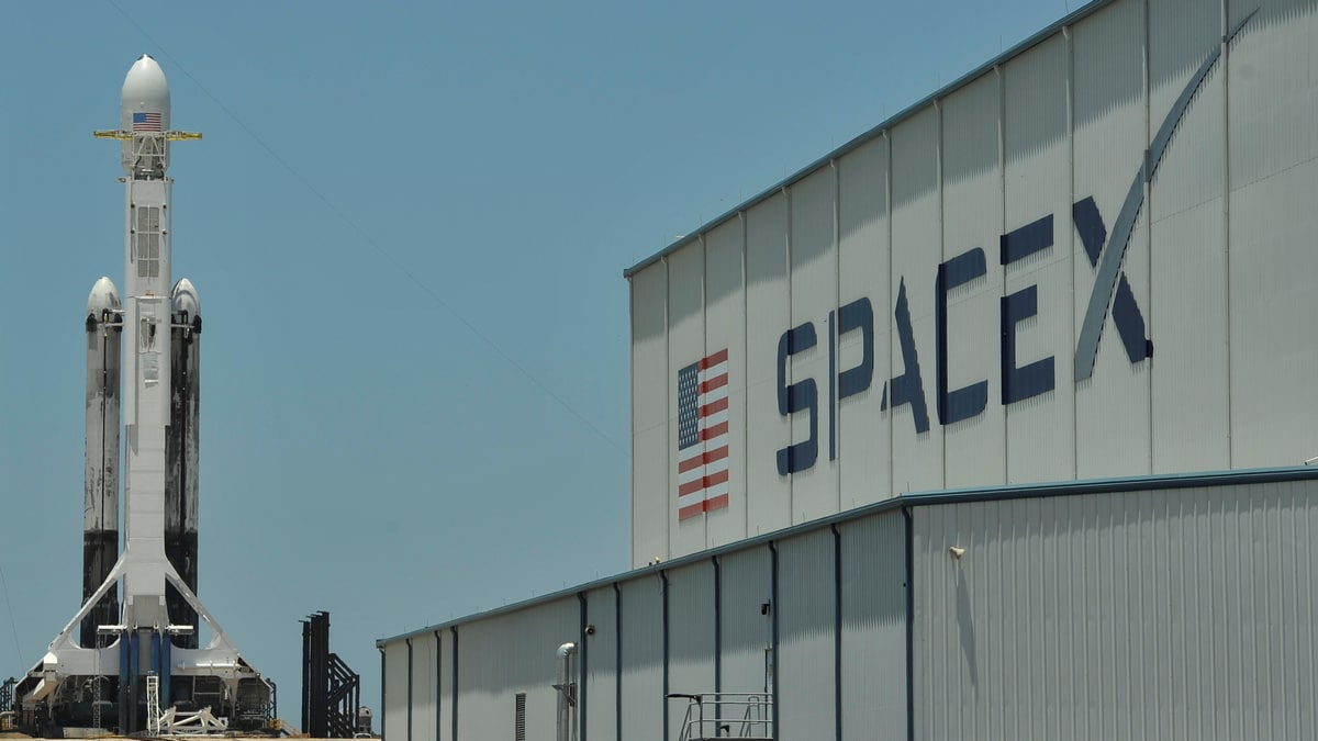 SpaceX Starship Prototype Spacecraft Blows Up During Pressure Test