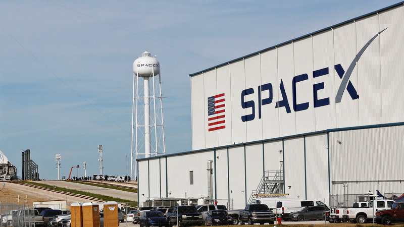 SpaceX Protests NASA Launch Contract Awarded to Its Chief Rival