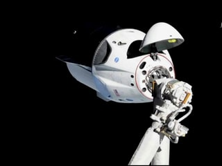 SpaceX Dragon Capsule Set to Return to Earth After Space Station Stop