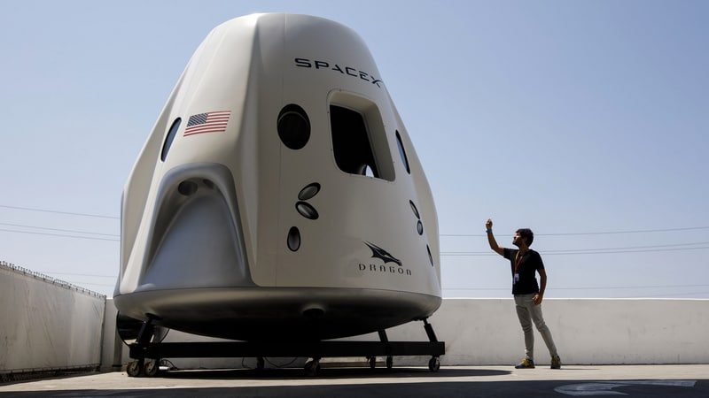 SpaceX Details Next Big Steps It Needs to Take to Carry Astronauts