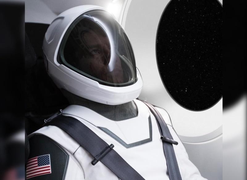 Elon Musk Offers Sneak Peek of SpaceX Spacesuit on Instagram